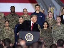 Awas World War 3! Trump Ancam Hancurkan 52 Wilayah di Iran