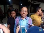Prabowo-BKS-Mahfud MD, Hadiri Natal di Rumah Luhut
