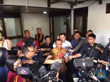 Cerita Jokowi yang Percaya dengan 'Anak Muda' urus Investasi
