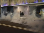 Demo Ganggu Malam Natal, Pemimpin Hong Kong Kecewa