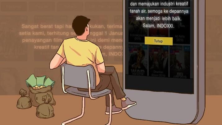 Simak, Streaming Film Serupa IndoXXI Ini Bisa Nonton Gratis