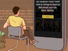 Streaming Film IndoXXI Cs, Disukai Netizen, Ditutup Kominfo