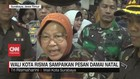 VIDEO: Ridwan Kamil & Risma Sampaikan Pesan Damai Natal