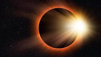 Gerhana Matahari Cincin 2019