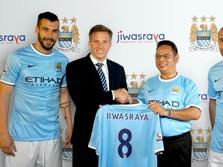 Selain Jiwasraya, BUMN Ini Juga Sempat Sponsori Klub Inggris