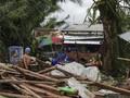 Korban Tewas Topan Phanfone di Filipina Tembus 50 Orang