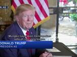 Trump Ternyata Ngga Takut Terima 'Kado Natal' Dari Korut