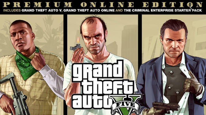 Grand Theft Auto (GTA) V Online