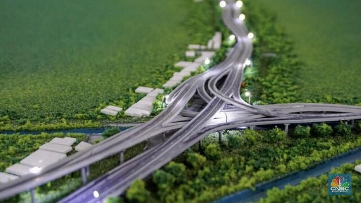 Proyek Tol Harbour Road II sedang disiapkan.
