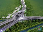 Perkenalkan! Ini Proyek Tol Bertingkat Terpanjang di RI