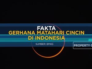 Fakta Tentang Gerhana Matahari Cincin di Indonesia