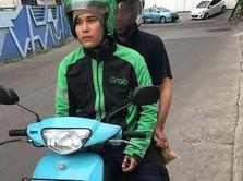 Nafkahi Keluarga, Anak Deddy Dores Rela Jadi Driver Ojol