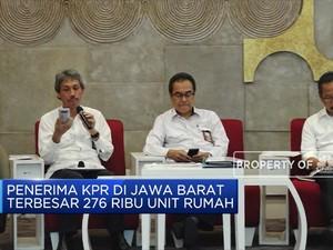 Ternyata Penerima KPR Masih Berpusat di Jawa