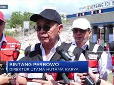 Tol Trans Sumatra Ditargetkan Tersambung Pada 2024