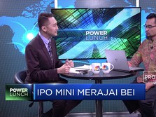 Analis: IPO Mini Jadi Cara BEI Dorong Kinerja Perusahaan