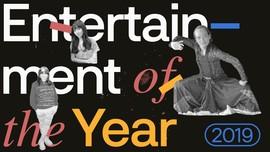 INFOGRAFIS: Entertainment of the Year CNNIndonesia.com 2019
