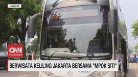 VIDEO: Berwisata Keliling Jakarta Bersama