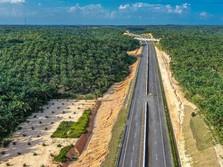 Bakal Diresmikan, Ini Tol Pertama yang Punya Terowongan Gajah