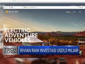 Rivian Gaet Amazon Dan Ford Jadi Investor?