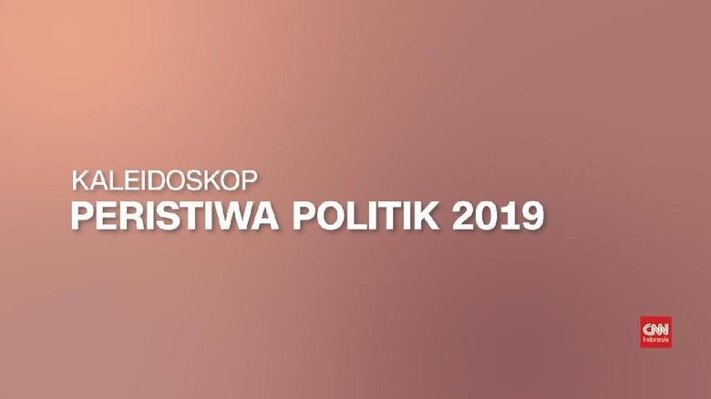 VIDEO: Peristiwa Politik 2019