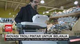 VIDEO: Inovasi Troli Pintar Untuk Belanja