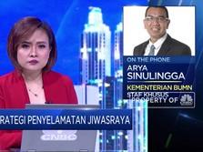 Arya Sinulingga: Holding BUMN, Skema Penyelamatan Jiwasraya