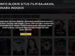 Kominfo Blokir Situs Film Bajakan, Sayonara IndoXXI