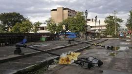 Korban Tewas akibat Badai Phanfone di Filipina Jadi 28 Orang