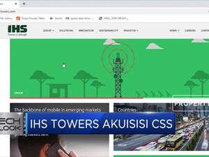 Ini Dia Bukti IHS Towers Agresif Hingga Ke Brasil