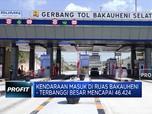 Liburan Natal, Tol Trans Sumatra Dilewati 475 Ribu Kendaraan