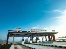 Dibuka Gratis, Tol Pekanbaru-Dumai Dilewati 10.817 Kendaraan