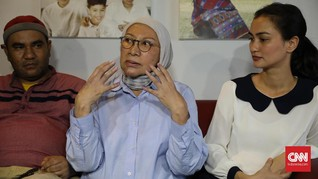 Ratna Sarumpaet: Mudah-mudahan Jokowi Kapok Penjarakan Saya