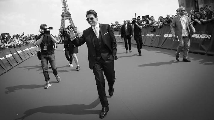 Tom Cruise (Instagram/Tom Cruise)