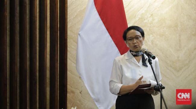 Menlu: Indonesia Tak Akan Akui Klaim China Atas Laut Natuna