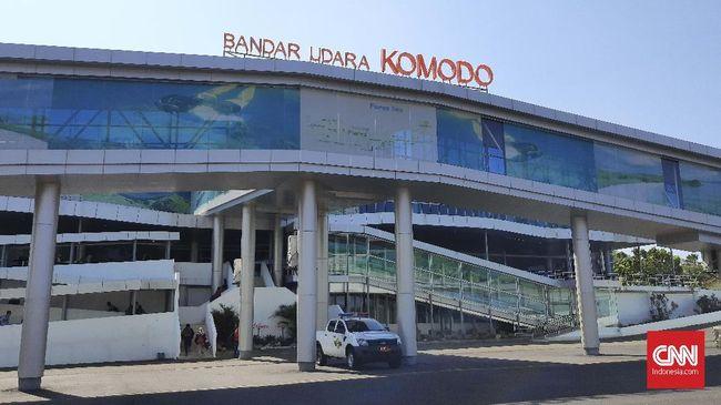 Konsorsium Cardig-Changi Jadi Pemenang Tender Bandara Komodo