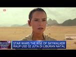 Film Star Wars Terbaru Jadi Box Office Natal di AS