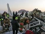 Pesawat Jatuh Tewaskan 14 Orang, Presiden Turun Tangan