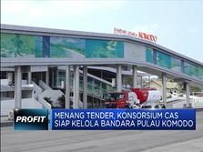 Jadi Destinasi Superpremium, Bandara Komodo Bakal Diperluas