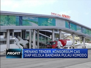 Operator Bandara Changi Siap Kelola Bandara Pulau Komodo