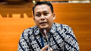 KPK Minta Yasonna Kaji Lagi Pembebasan Napi Korupsi