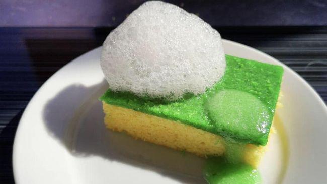 Ilusi Makanan di Inggris, Spons Cuci Piring Jadi Dessert