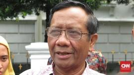 Mahfud MD: Indonesia Tak Butuh Bantuan AS Tangani Natuna