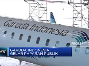 Garuda Indonesia Gelar Paparan Publik 2019