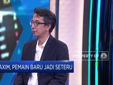 Maxim: Tarif Murah Jadi Promosi ke Pelanggan & Driver Ojol