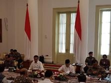 Jokowi Jengkel, Harga Gas Industri Mahal & Susah Turun!