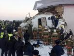 Pesawat Ini Jatuh Saat Take Off, 14 Orang Tewas