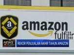 Cetak Rekor Penjualan, Amazon