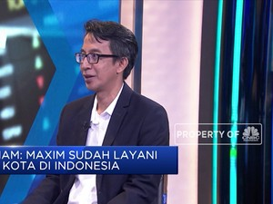 Begini Strategi Maxim Perluas Pasar Ojek Online di Indonesia