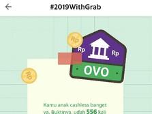 Wow, Pengguna Ini Naik Grab di 2019 Sejauh Jakarta-Lombok PP