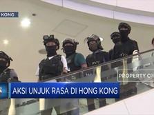 Demo Hong Kong Berlanjut, Polisi Serbu Pusat Perbelanjaan